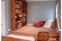 Space saver / Spare bedroom