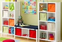 Playroom ideas / by Vicki Freede