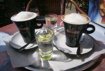 Kávé (saját képek)