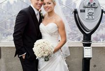 Steph and Lela's Valentines Day Wedding / New York's First Same Sex Wedding in the Empire State Building!