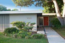 Paul Tay, AIA / Homes designed by talented mid century architect Paul Tay.