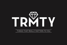 TRMTY / A whole new way to share the things you love. Mobile, fun and elegant.