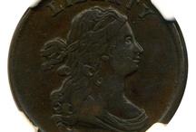 Vintage Coins / by David Brown