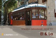 Free Spanish interactive lessons / Easy & fun lessons to help you master Spanish in no time.