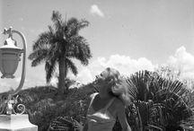 Gellhorn / My work when portraying Martha Gellhorn.