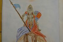 6th grade Middle Ages / 6th grade Middle Ages / by Sasha Prosser