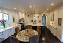 101 - Coto De Caza - Kitchen Remodel / Kitchen Remodel with custom cabinets in Coto De Caza Orange County