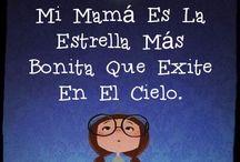 Mi mamá en el cielo