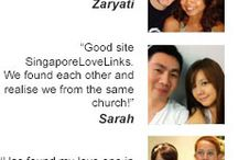 Success Stories / Inspirational love stories of those who have found their partners on SingaporeLoveLinks.com