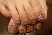 ethnic nail