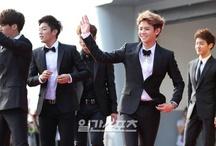 B2ST/BEAST / Doojoon, Gikwang, Yoseob, Hyunseung, Junhyun, Dongwoon. Bias: Doojoon