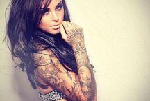 Tattoos  / by Cindy Sosa