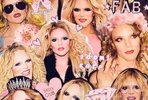 DRAG RACE Collage