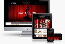 Diseño de tiendas online / Diseño de tiendas online y tiendas virtuales http://www.basicum.es/galeria-web/