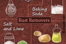 Rust removing