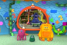 Monster Math Squad / by Kids' CBC and CBC Parents