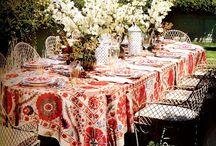 Table Settings / Table Settings