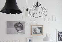 Déco luminaire / by Marie Duru