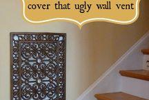 Repuposed Door mats
