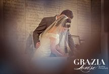 Rowley Manor Weddings / Weddings at Rowley Manor by Grazia Louise Photography