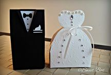 Wedding Favor/Gift Boxes