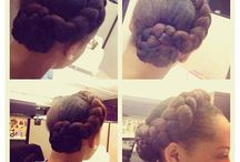 Protective Styles / by Shon Irving