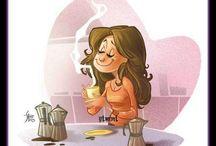 Coffee and tea ☕️