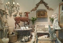 Garden Ornament / All manner of things to prettify the garden, from seating to urns and decorative statuary.