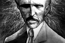 Nikola Tesla, Strange Related