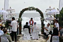 Gedung Pernikahan di Bali / Kumpulan foto inspirasi vendor gedung pernikahan di Bali