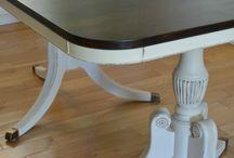 Table+chair/ house ideas