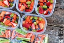 Yummy >> Meals/Snacks on the Go for Me