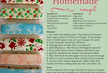 Thermomix recipes / Homemade Nougat