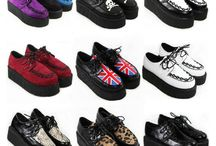 Creepers: The Shoes