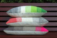 Crochet cushion/pillows