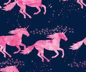 unicorn prints