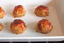 recipes / by Chantal Sales