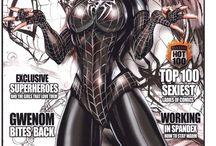 Comic books art