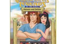 """Greatest Heroes and Legends of the Bible / Every episode of """"Greatest Heroes and Legends of the Bible"""" on FishFlix.com"""