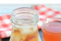 Drinks~Tea/ Lemonade ☕