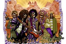 27 Club / In celebration of the legends who left us too soon