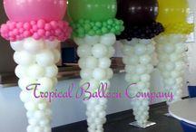 Balloon objects