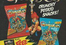 retro food