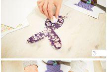 Decora con Stile! / Tanti tutorial semplici e carini per decorare la vostra casa... Con stile! www.sarabanda.it / di Sarabanda