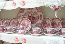 i love transferware / by Linda Matson