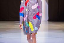 Lenka Sršňová / Collection of Lenka Sršňová presented during Fashion LIVE! 2015