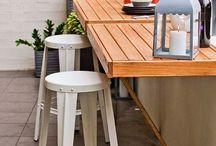 DIY: balcony oasis