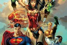 DC Comics / DC Comics By. Cookie Pijika
