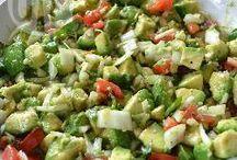 salatka z awokado