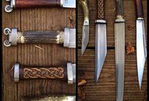 Cuchillos y espadas